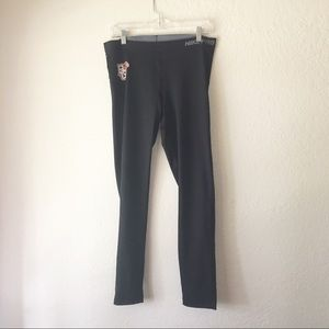 Nike Pro BGSU Black Compression Tights Leggings XL